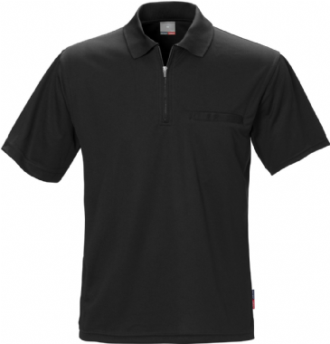 Fristads Coolmax Polo Shirt 718 PF (Black)